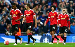 Treble-winner Sheringham slams United