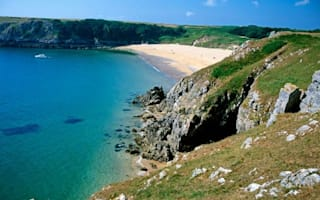 Hidden beach in UK named 'one of the best in the world'