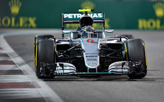 Rosberg follows Hamilton home to claim maiden world title