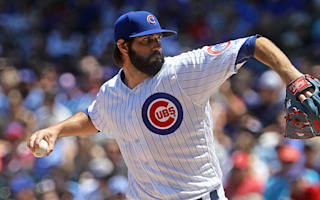 Cubs decline option on 15-game winner Hammel