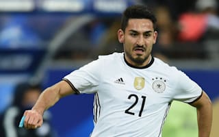 Gundogan returns for Germany after lengthy absence