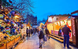 UK's best Christmas markets in 2016