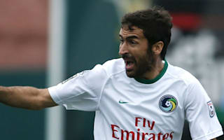 Cosmos coach pays tribute to 'ambassador' Raul