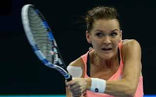 Radwanska routs Shvedova, Keys outlasts Kvitova
