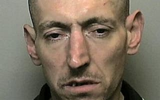 Burglar caught napping - in the home he was robbing