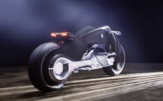 BMW reveals Vision Next 100 motorcycle