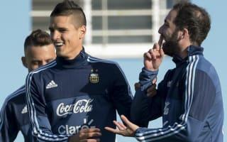 Higuain and Lamela dream of lifting the Copa America