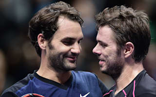 'Stan doesn't need to go one step further' - Federer jokes ahead of Wawrinka semi