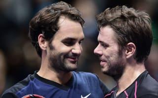 'Stan doesn't need to go one step further' - Federer jokes ahead of Wawrinka semi