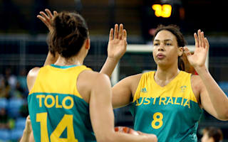 Rio 2016: Australia's Cambage can't be stopped, Spain men finally win