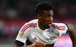 Hamburg v Bayern Munich: Coman keen to maintain high standards