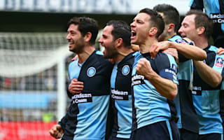 Wycombe Wanderers 1 Aston Villa 1: Controversial penalty keeps pressure on Garde