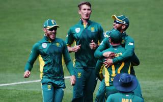 Proteas crush Kiwis by six wickets to win ODI series