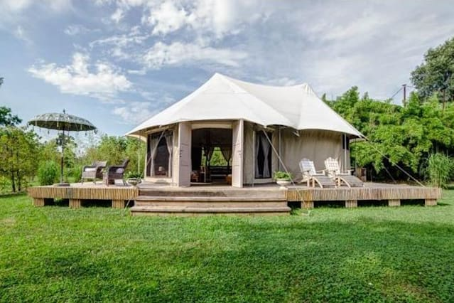 Glamping Canonici, Venice, Italy