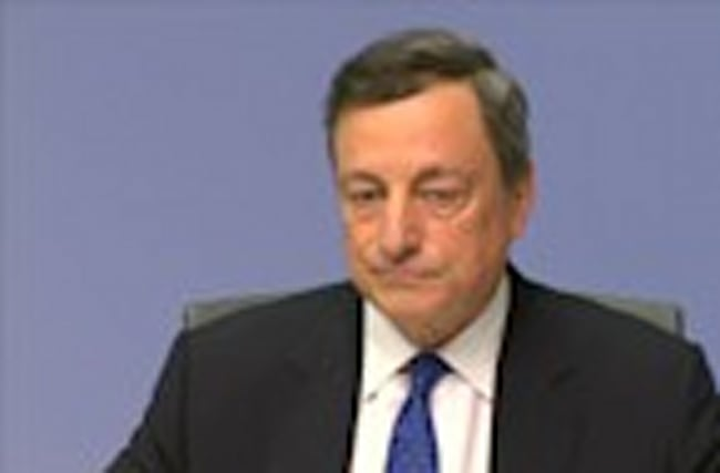 ECB's Draghi delivers double-edged QE tweak