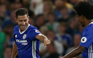 Hazard: Chelsea played like tigers