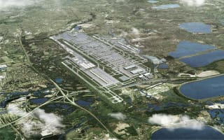 Runway expansion plans will cost more than predicted