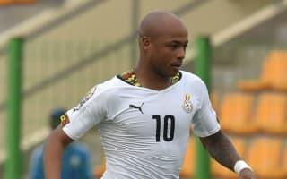 Mauritius 0 Ghana 2: Ayew, Atsu on target as Black Stars reach Gabon 2017