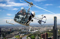 Bell47 Helicopter Experience