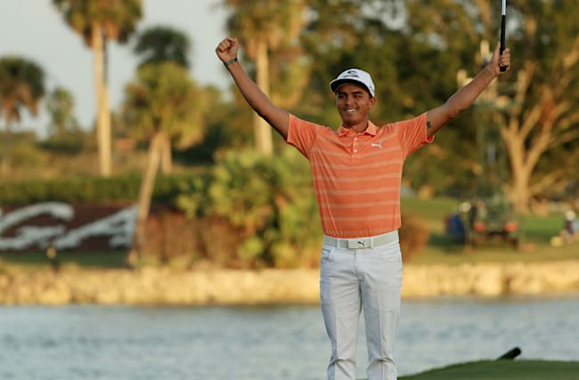 Fowler ends drought by claiming Honda Classic