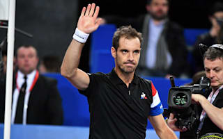 Gasquet and Tsonga roll on in Montpellier