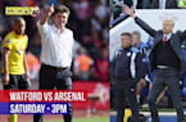 Watford vs Arsenal - Premier League match preview