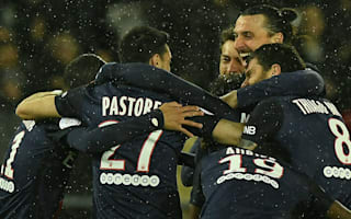 Paris Saint-Germain 4 Rennes 0: Blanc's men equal Ligue 1 points record