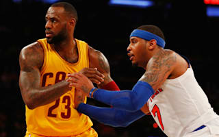 LeBron triple-double leads Cavs, Thunder down short-handed Spurs