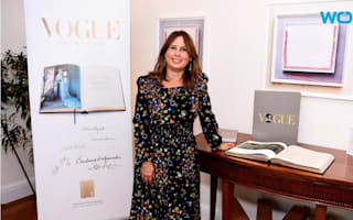 Alexandra Shulman hands over reins of British Vogue after 25 years