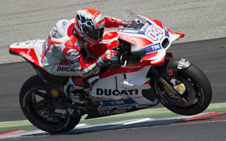Ducati duo set the pace as Marquez struggles