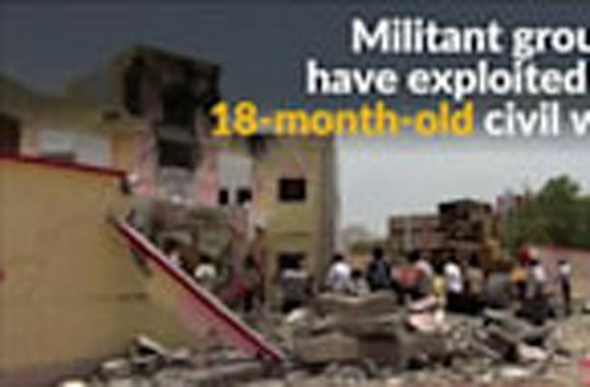 Islamic State Suicide Bomb Kills Dozens in Yemen