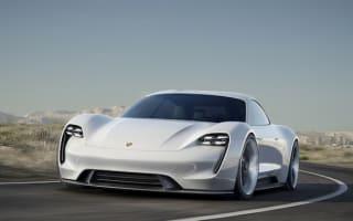 Porsche unveils shock Tesla rival with Mission E Concept