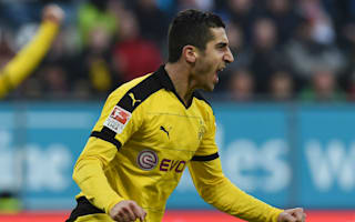 Augsburg 1 Borussia Dortmund 3: Comeback win keeps BVB in title hunt