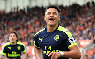 Sanchez future completely Arsenal's decision - Wenger