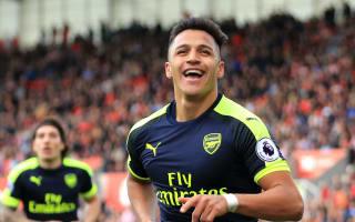 Sanchez future completely Arsenal's decision - Wenger