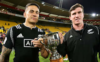 'I will get better' - Sonny Bill Williams reflects on sevens triumph