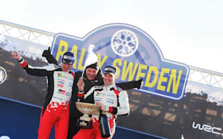 Toyota takes first WRC win since 1999
