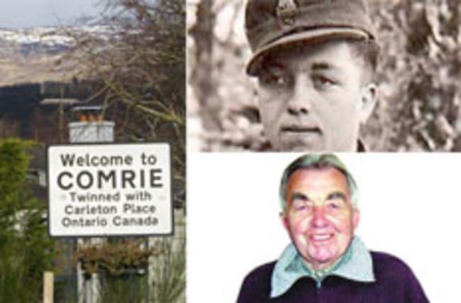 Former Nazi prisoner leaves fortune to 'kind' Scottish village