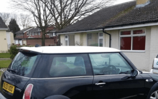 Woman lists her Mini on eBay with unflattering description