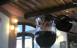 Which country drinks the most wine?