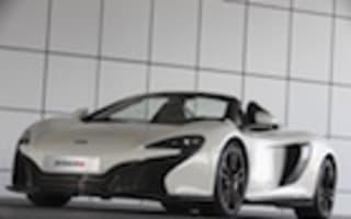 McLaren reveals bespoke 650S