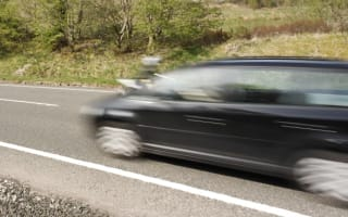 """Speeding rev told police: """"I don't give a f***"""" when stopped"""