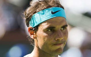 Nadal forced out of Miami Open