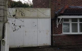 Families living in squalid garden sheds for £80 a week