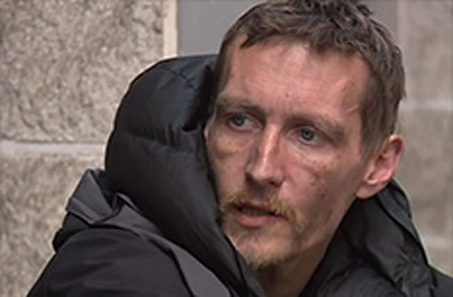Homeless man who helped Manchester injured offered home