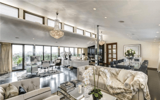 Hugh Grant's former bachelor pad for sale