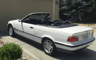 Steve Jobs' BMW goes up for sale