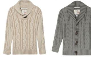 Debenhams recall boys' knitwear over choking risk