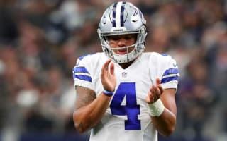 Cowboys QB Prescott wants multiple Super Bowls