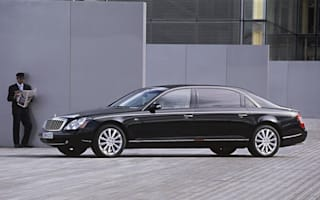 Every Maybach sold lost Mercedes £275,000